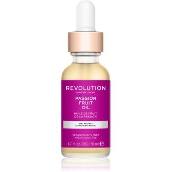 Revolution Skincare Passion Fruit ulei hidratant pentru ten gras poza noua