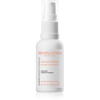 Revolution Skincare Vitamin C 20% ser stralucire cu vitamina C poza noua