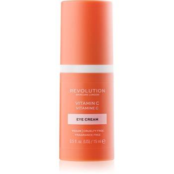 Revolution Skincare Vitamin C cremă hidratantă pentru ochi