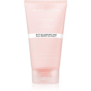 Revolution Skincare Cleansing Jelly gel hidratant de curatare
