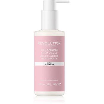 Revolution Skincare Cleansing Milk Jelly gel de curățare blând