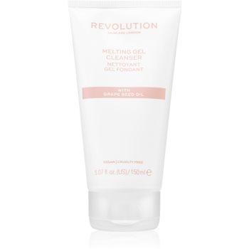 Revolution Skincare Melting gel de curatare facial