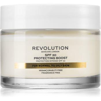 Revolution Skincare Moisture Cream crema hidratanta pentru piele normala si mixta SPF 30 poza noua
