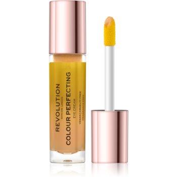 Revolution Skincare Eye Cream Colour Perfecting gel pentru ochi pentru uniformizarea nuantei tenului poza noua