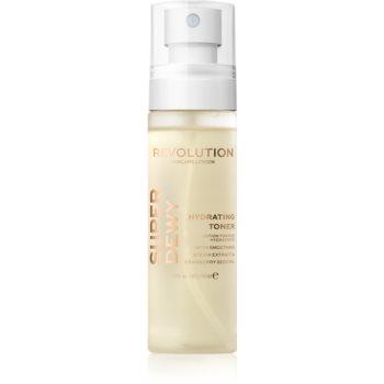 Revolution Skincare Super Dewy loțiune esențială hidratantă poza noua