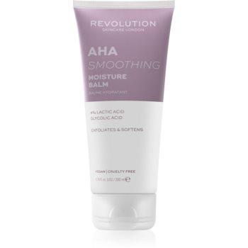 Revolution Skincare Body AHA (Smoothing) balsam hidratant cu efect calmant