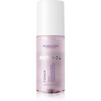 Revolution Skincare Retinol tonic pentru fata cu efect antirid poza noua