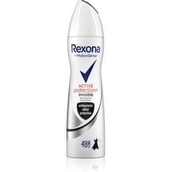 Rexona Active Protection+ Invisible spray anti-perspirant pentru femei