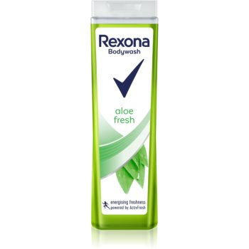 Rexona Aloe Fresh Duschgel 400 ml