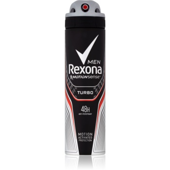 Rexona Adrenaline Turbo spray anti-perspirant 48 de ore