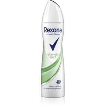Rexona SkinCare Aloe Vera spray anti-perspirant 48 de ore