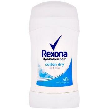 Rexona Cotton Dry antiperspirant puternic