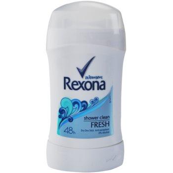 Rexona Dry & Fresh Shower Clean antitranspirantes