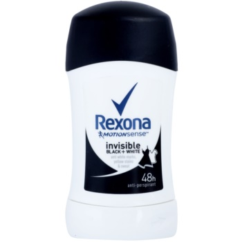 Rexona Invisible Black + White Diamond antiperspirant puternic 48 de ore