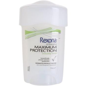 Rexona Maximum Protection Everyday Fresh kremowy antyperspirant 48 godz.