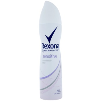 Rexona Sensitive spray anti-perspirant