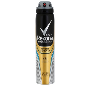 Rexona Adrenaline Sport Defence spray anti-perspirant 48 de ore