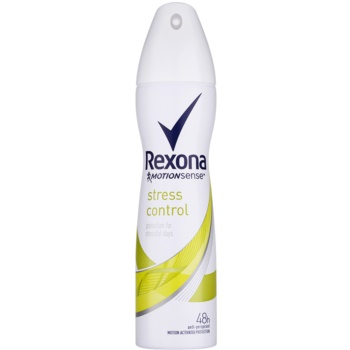 Rexona Dry & Fresh Stress Control spray anti-perspirant 48 de ore