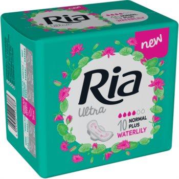 Ria Ultra Normal Plus Waterlily absorbante imagine produs