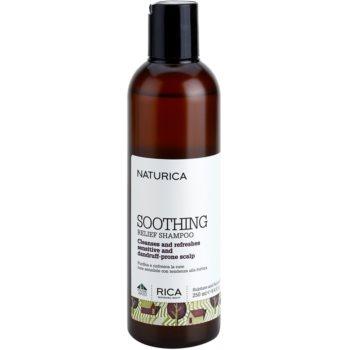 Rica Naturica Soothing Relief kojący szampon przeciw łupieżowi