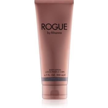 Rihanna Rogue lapte de corp pentru femei 200 ml