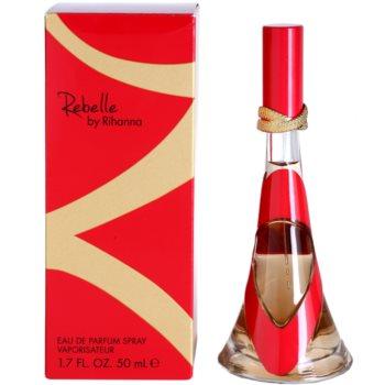 Rihanna Rebelle eau de parfum pentru femei 50 ml