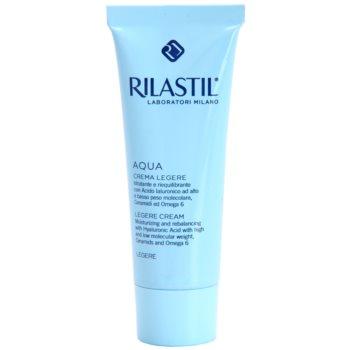 Rilastil Aqua crema hidratanta usoara