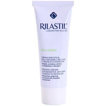 Rilastil Deliskin хидратиращ и защитен крем за чувствителна кожа със склонност към почервеняване