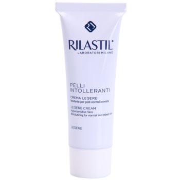 Rilastil Intolerant Skin hidratante leve para pele sensível