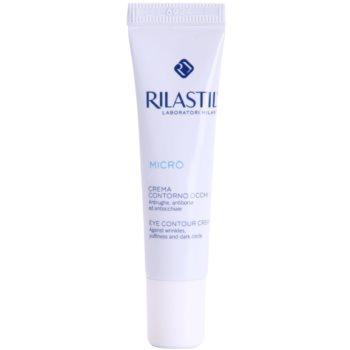 Rilastil Micro crema de ochi impotriva ridurilor si a punctelor negre