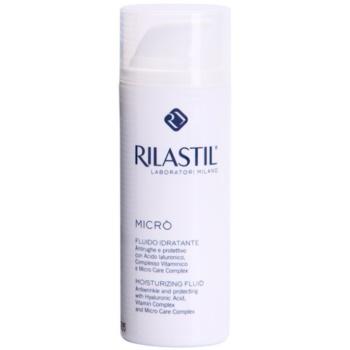 Rilastil Micro fluid hidratant impotriva primelor semne de imbatranire ale pielii poza noua