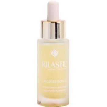 Rilastil Progression HD posvetlitveni serum proti gubam za zrelo kožo