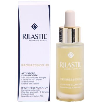 Rilastil Progression HD posvetlitveni serum proti gubam za zrelo kožo 1