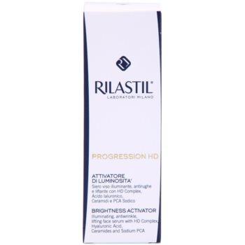 Rilastil Progression HD posvetlitveni serum proti gubam za zrelo kožo 2