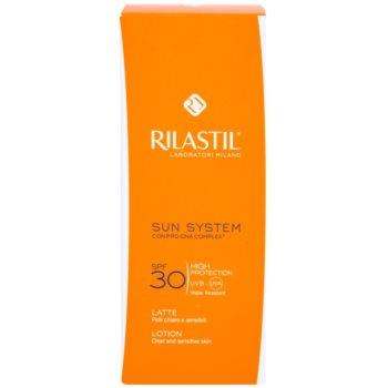 Rilastil Sun System loțiune de protecție solară SPF 30 2
