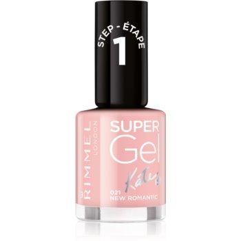 Rimmel Super Gel By Kate gel de unghii fara utilizarea UV sau lampa LED imagine produs