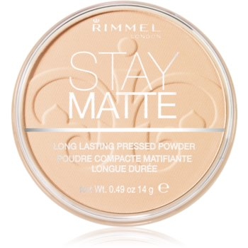 Rimmel Stay Matte pudra imagine produs