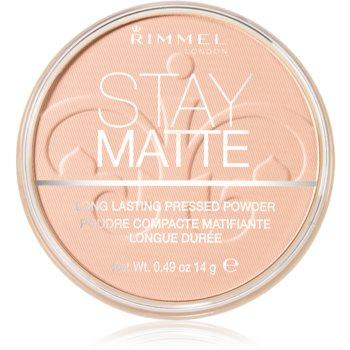 Rimmel Stay Matte pudra imagine produs