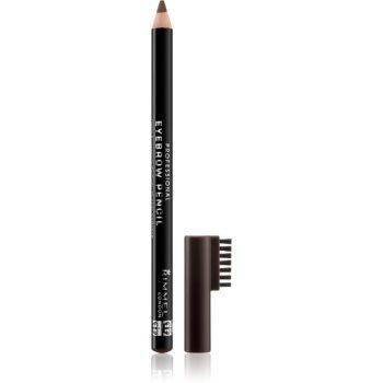 Rimmel Professional Eyebrow Pencil creion pentru sprancene imagine produs
