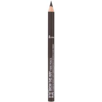 Rimmel Brow This Way creion pentru sprancene