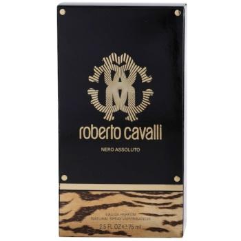 Roberto Cavalli Nero Assoluto парфумована вода для жінок 4