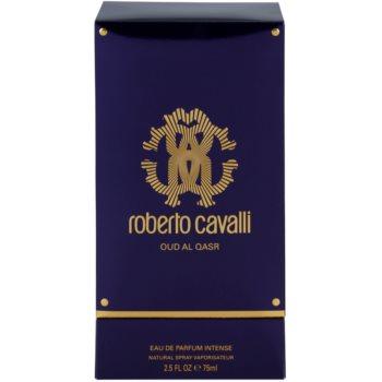 Roberto Cavalli Oud Al Qasr Eau de Parfum para mulheres 5