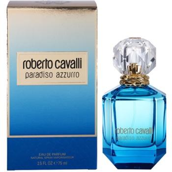 Roberto Cavalli Paradiso Azzurro Eau de Parfum para mulheres