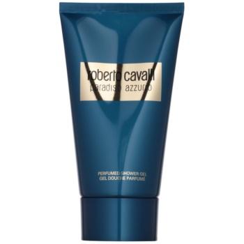 Roberto Cavalli Paradiso Azzurro gel de dus pentru femei 150 ml