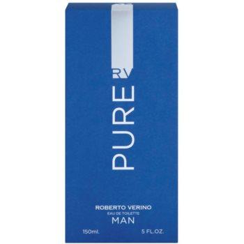 Roberto Verino Pure Man Eau de Toilette für Herren 4