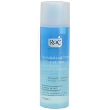 RoC Démaquillant doua componente demachiant pentru ochi