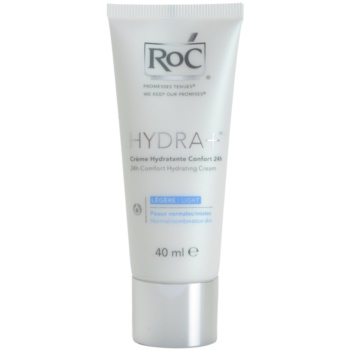 RoC Hydra+ crema hidratanta pentru piele normala si mixta