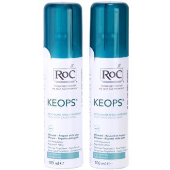 RoC Keops deodorant spray 48 de ore