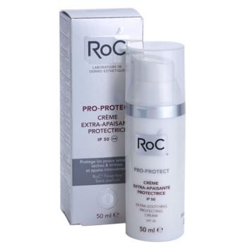 RoC Pro-Protect интензивен успокояващ и защитен крем SPF 50 2