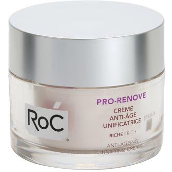 RoC Pro-Renove hranilna krema za poenotenje kože proti staranju